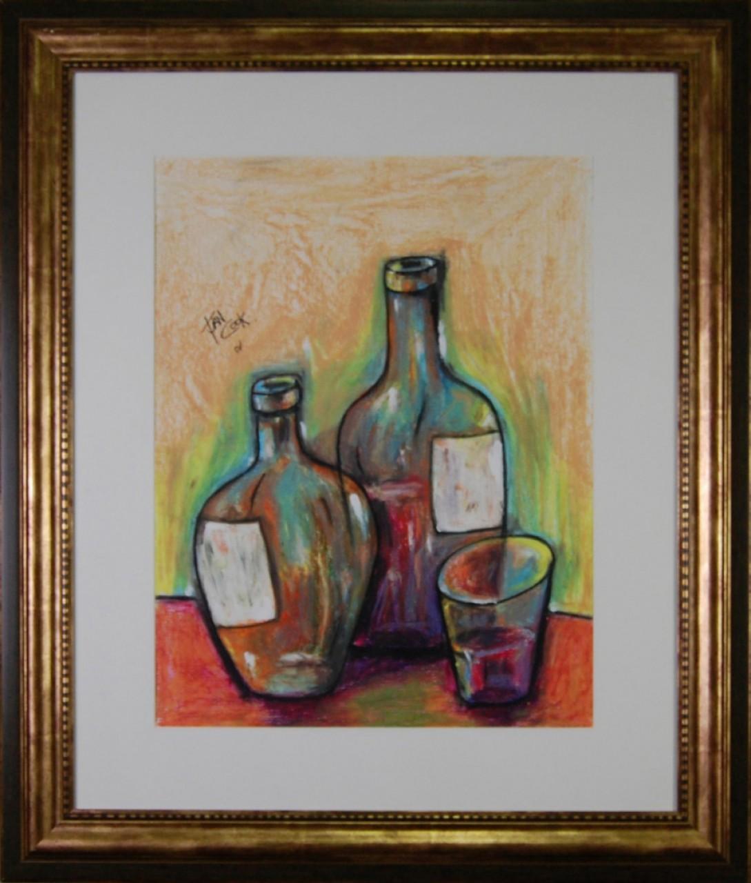 COOK Juan bouteilles de vin