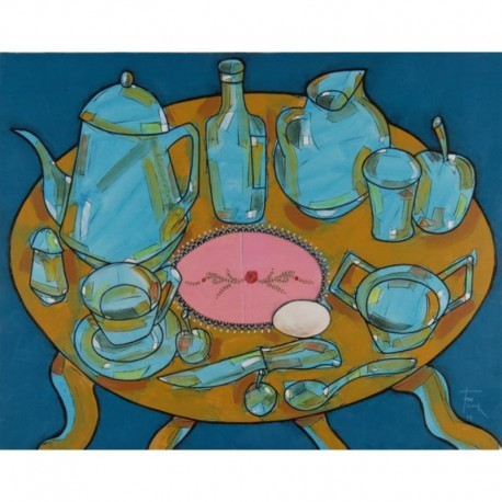 COOK Juan table thé