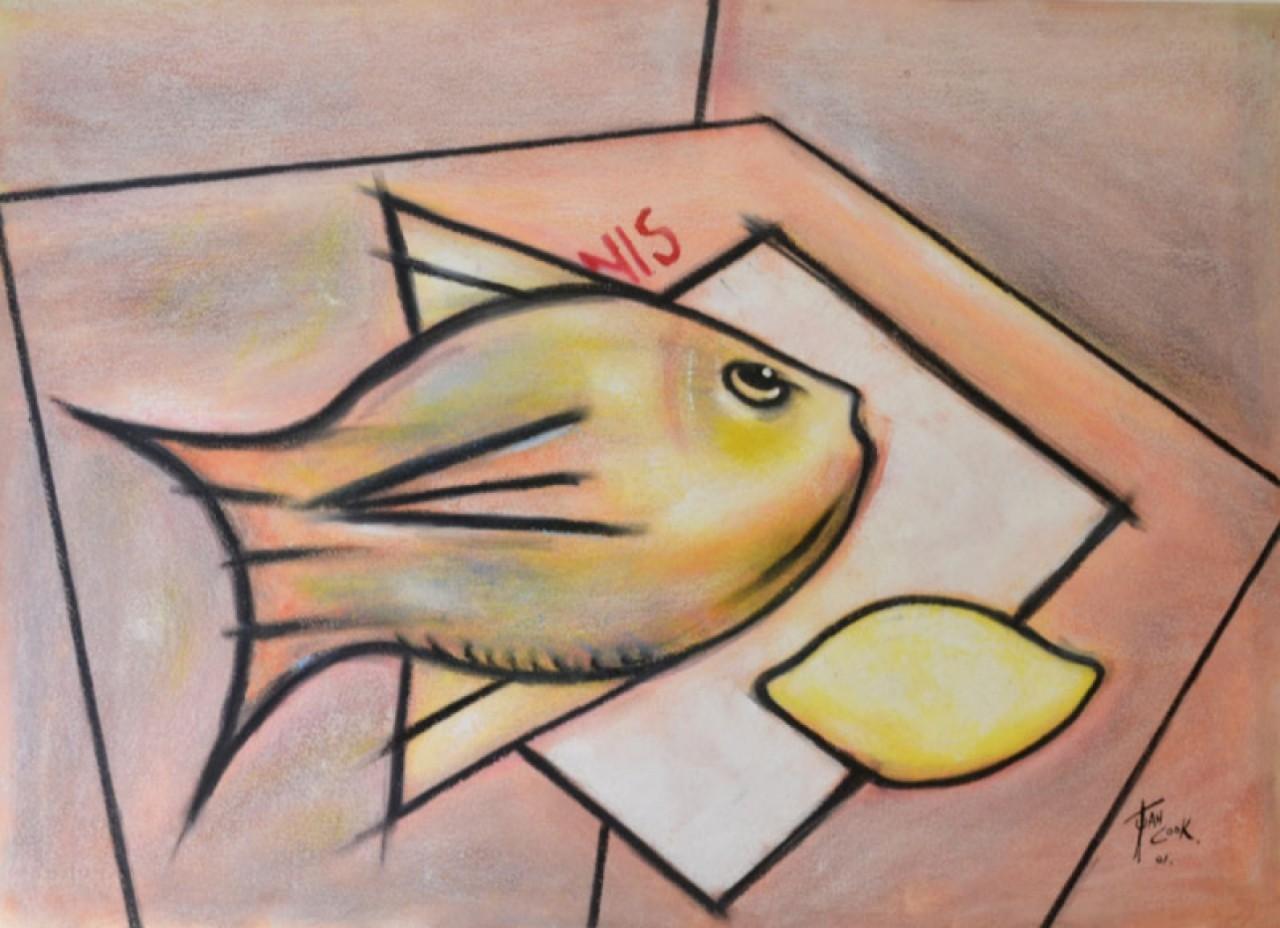 COOK Juan poisson et citron