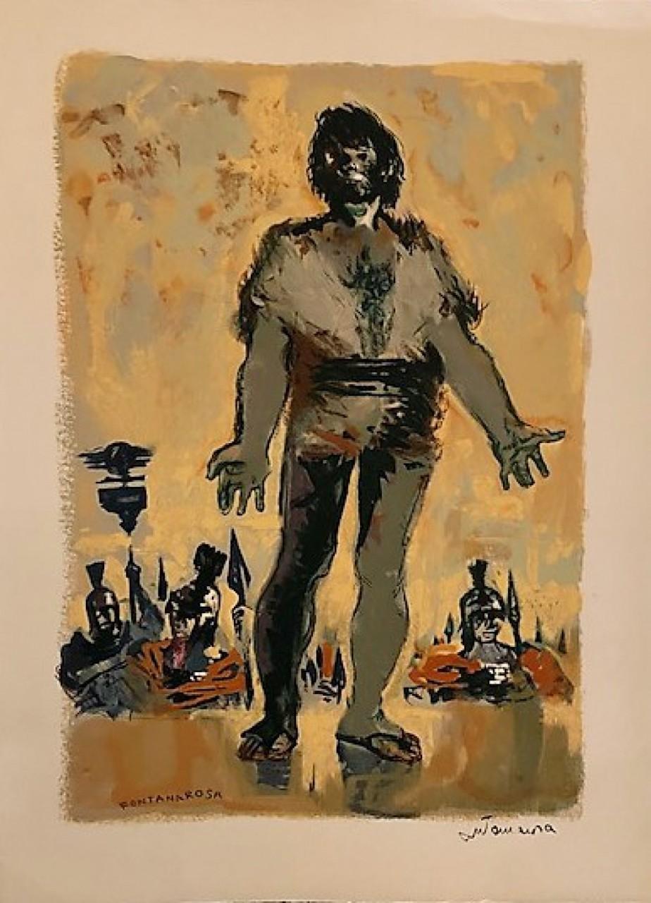 FONTANAROSA Lucien-Joseph guerriers