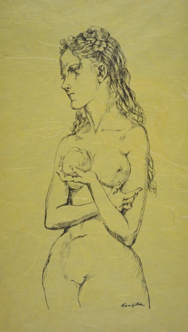 FORT Ella femme nue