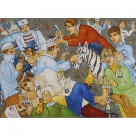 GOUVRANT Gérard nombreux médecins