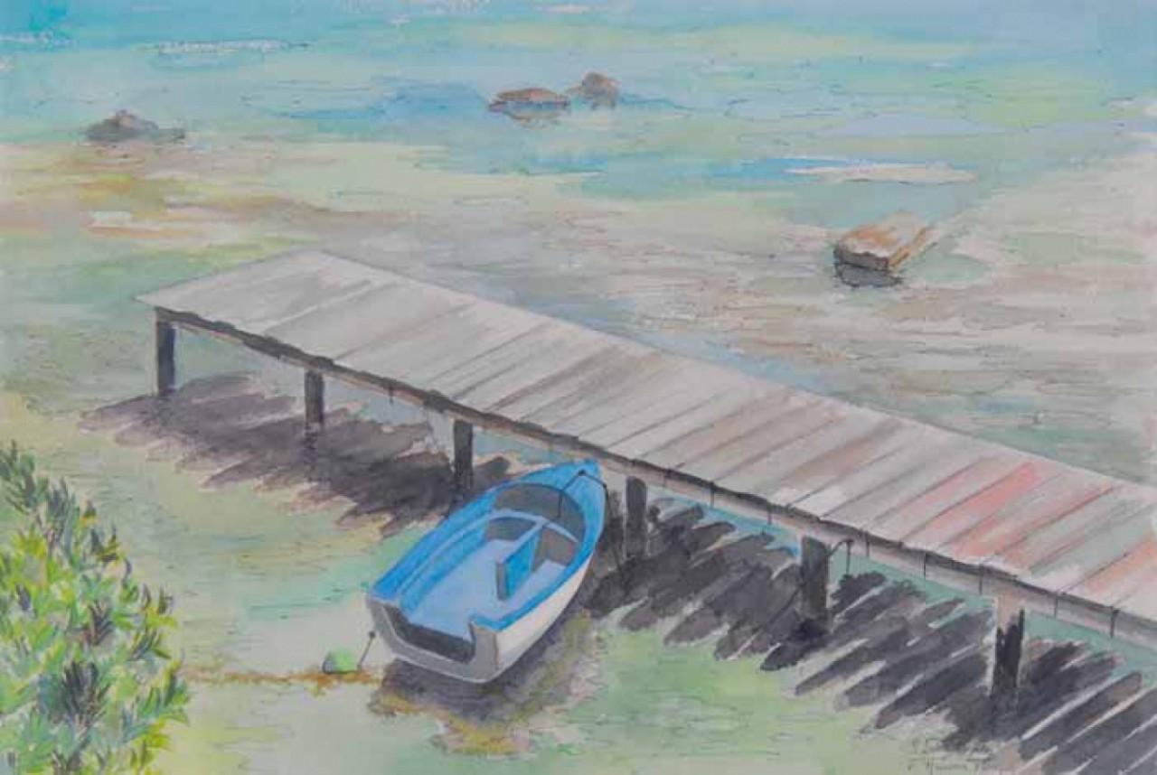 LE PONTON (1986)