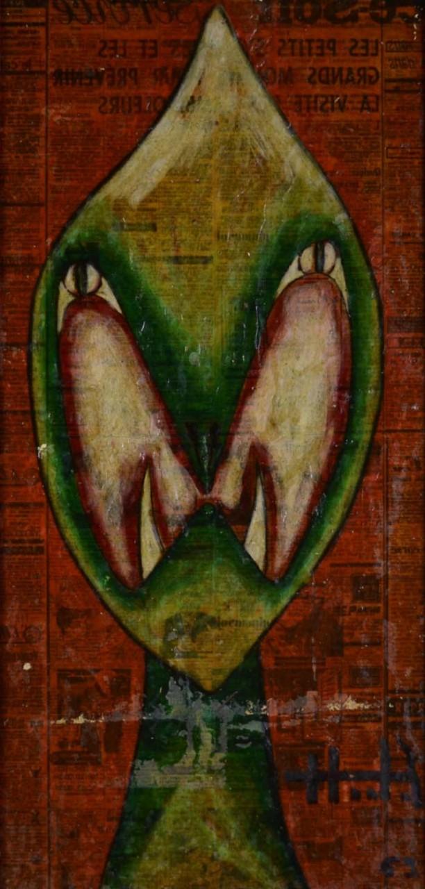 JUDIKAEL martien vert