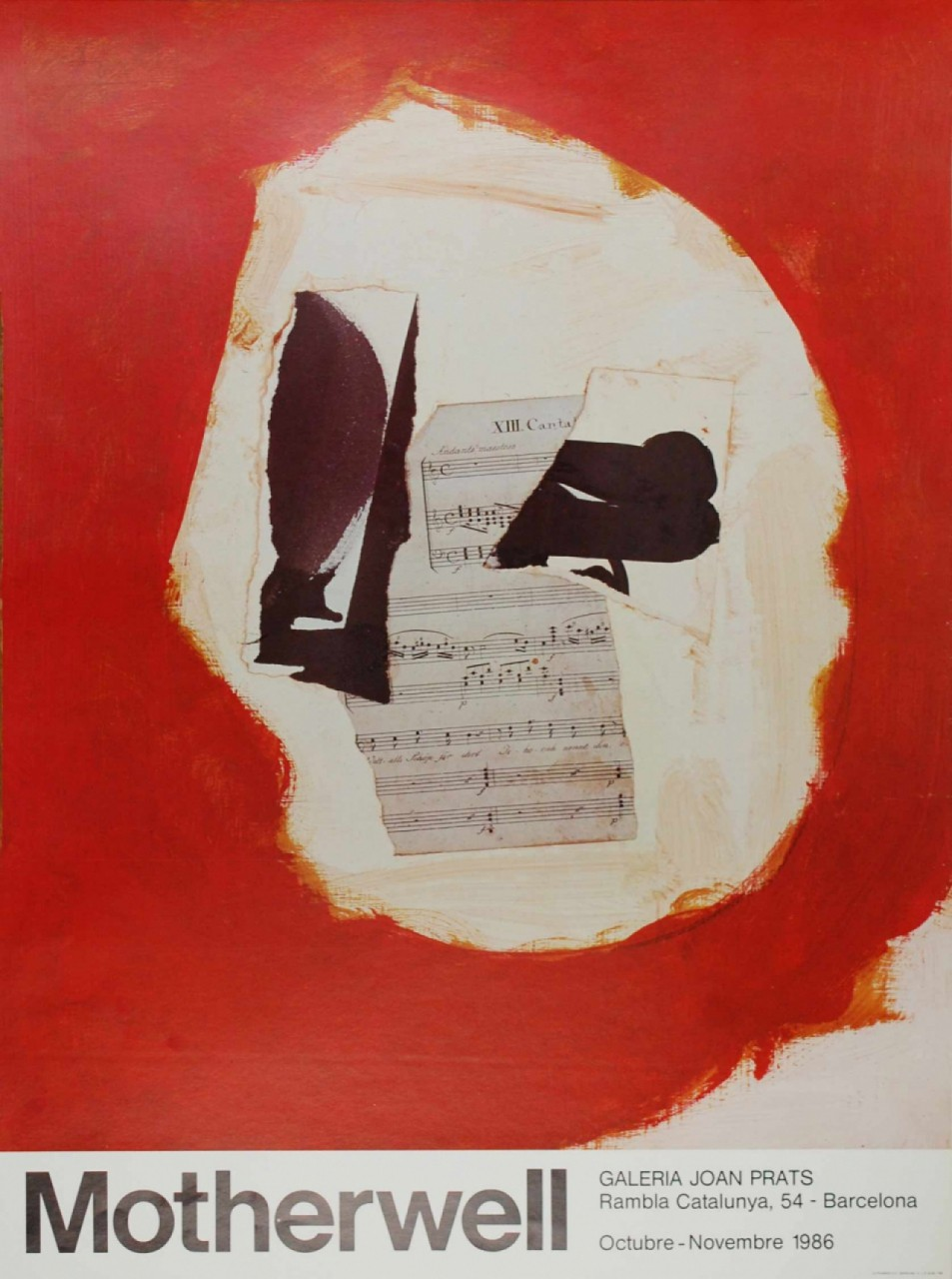 MOTHERWELL Robert composition musicale