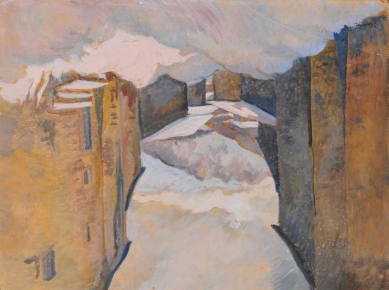 PERADON Pierre-Edmond Termignon (Savoie)