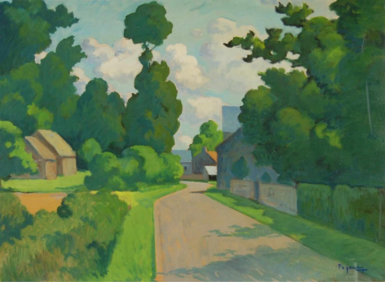 PERADON Pierre-Edmond Tilly-sur-seulles près de Bayeux