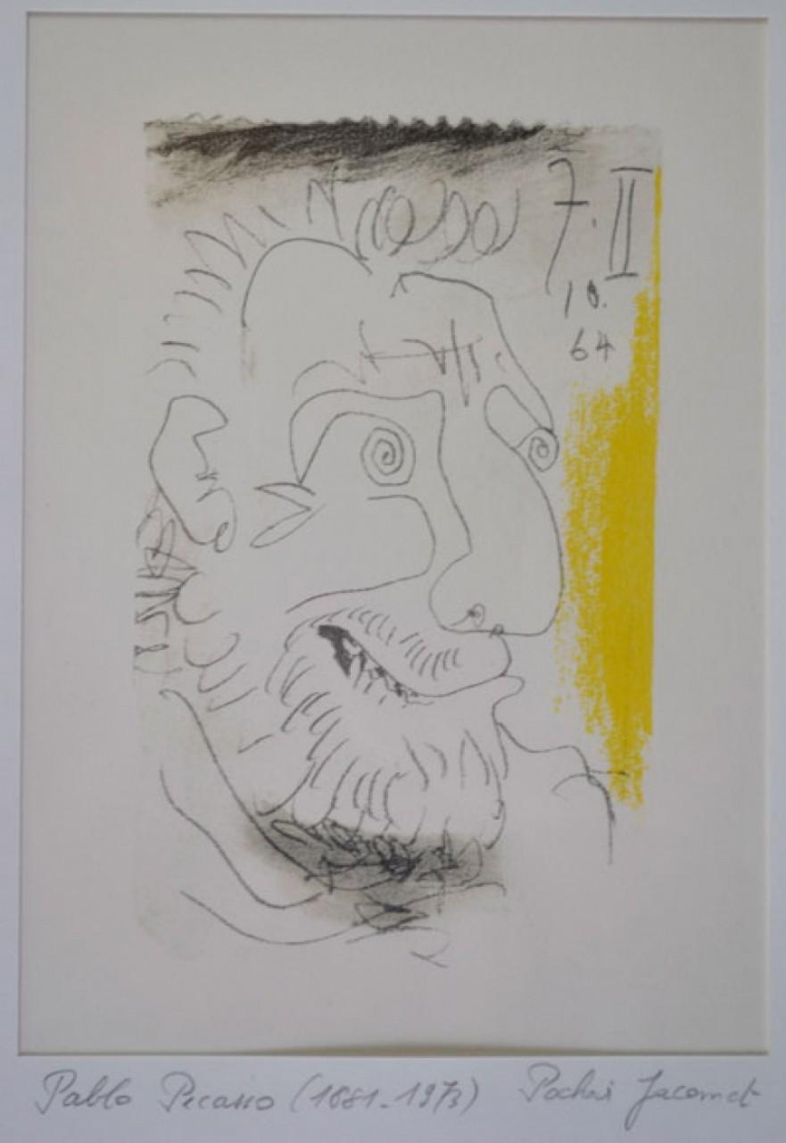 PORTRAIT IMAGINAIRE (7.10.1964)