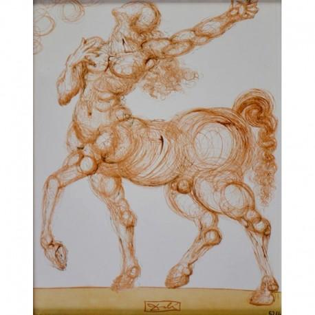 DALI Salvador centaures