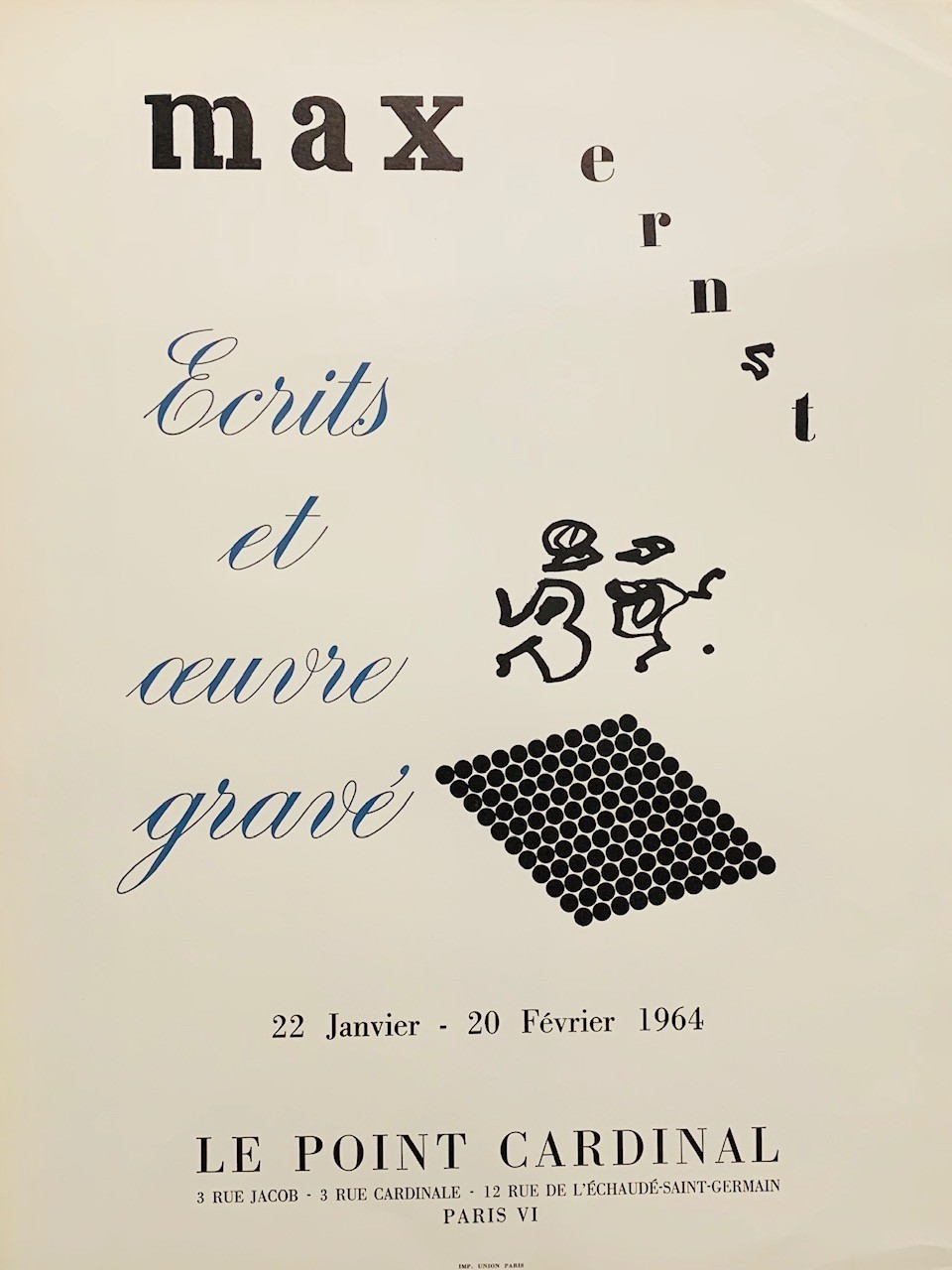 L'OEUVRE GRAVE