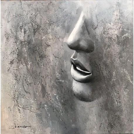 ZHANG visage dans la brume