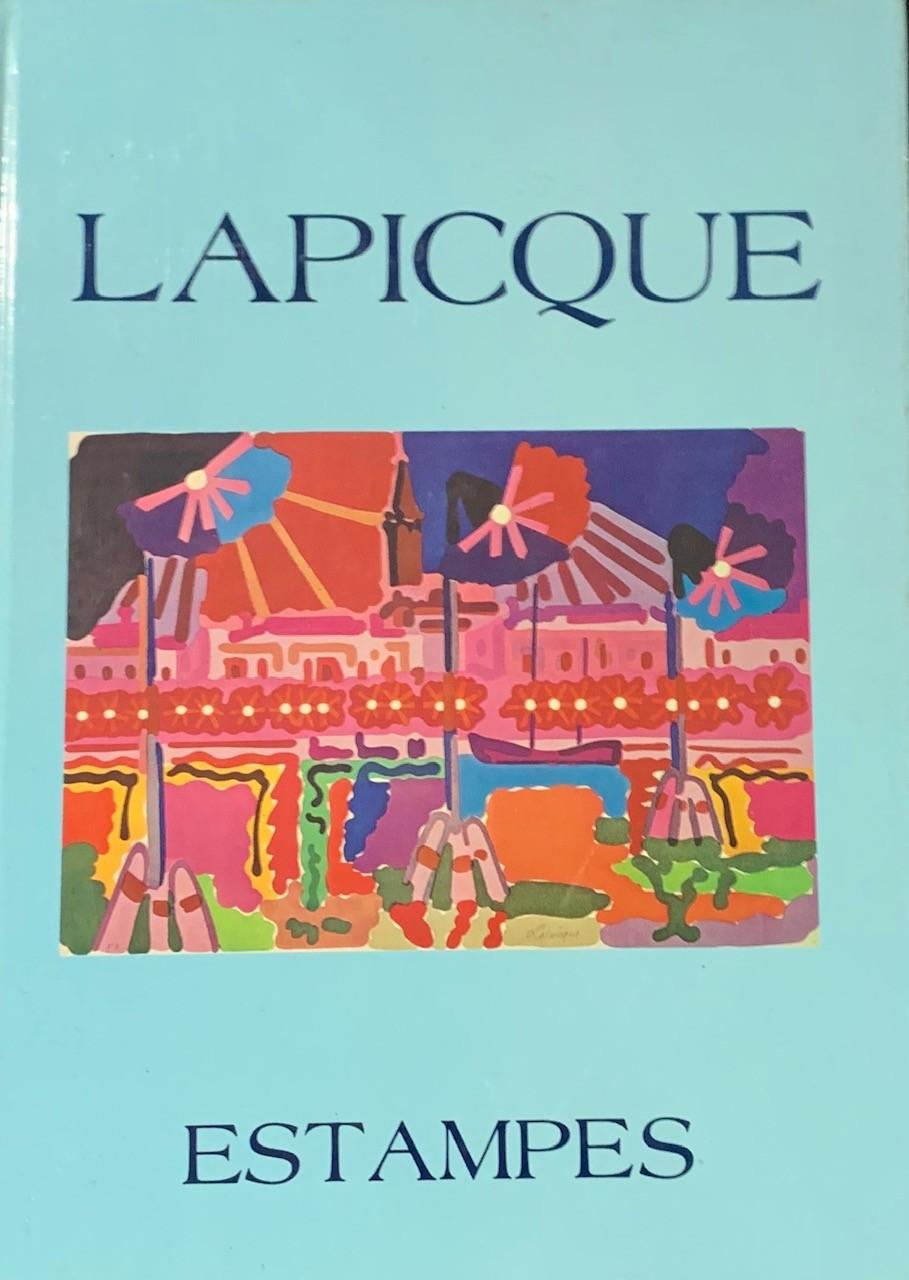 Charles LAPICQUE - ESTAMPES