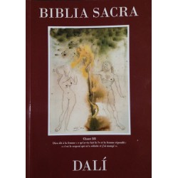 Biblia sacra : Dalí illustre la Sainte Bible