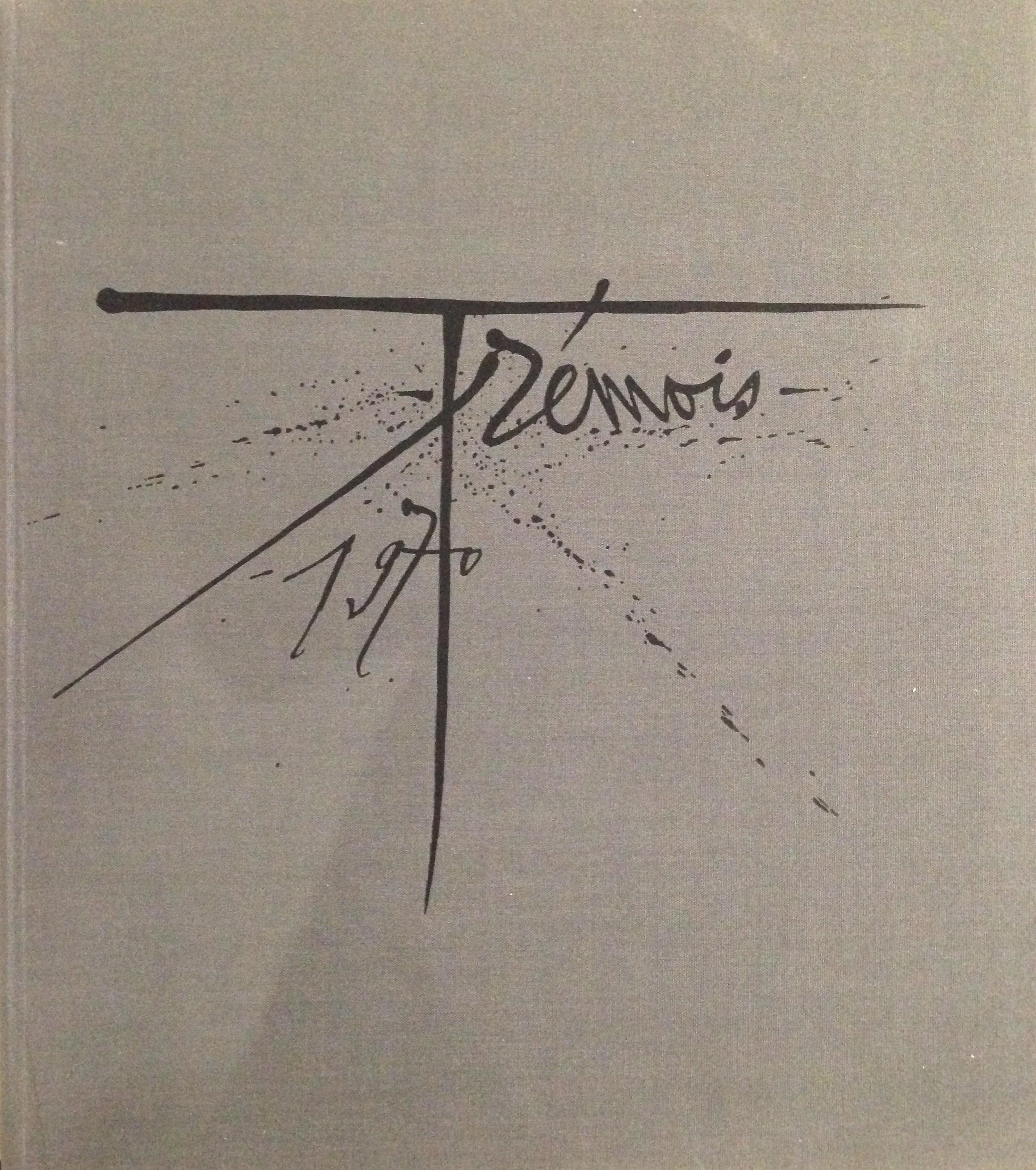 Pierre-Yves TREMOIS: gravure monotypes