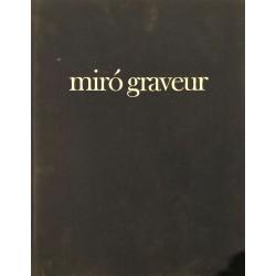 Miró graveur III. 1973-1975