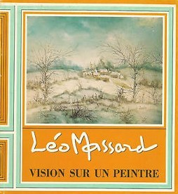 Léo Massard vision sur un peintre