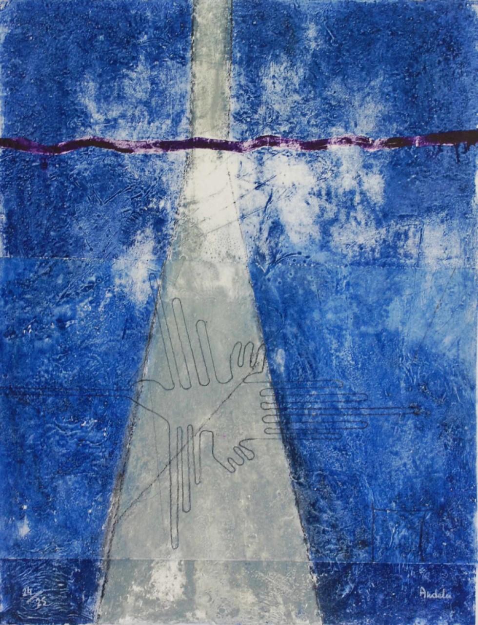 Andelu oiseau pont sur mer