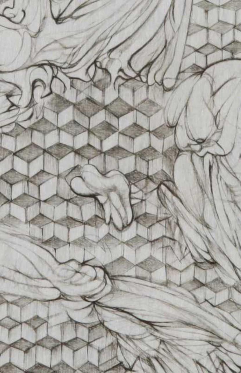 BELLMER Hans composition géométrique