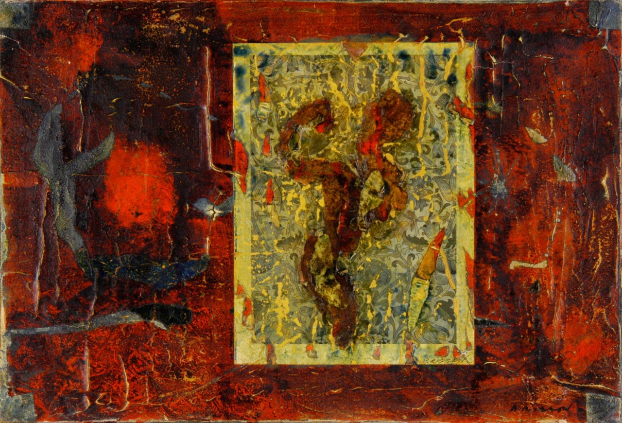 PERSONNAGE AU ROUGE (1992)