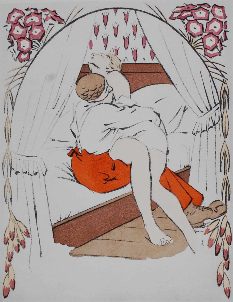 CARELAGE Charles Emile couple amoureux