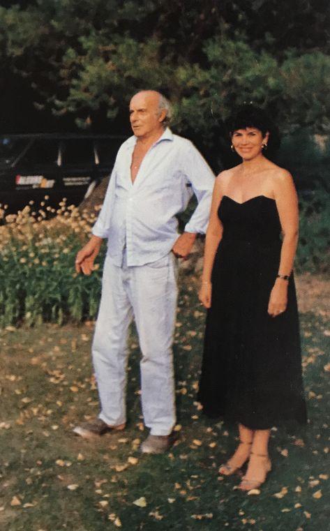 Charles Levier et Madame Spilliaert