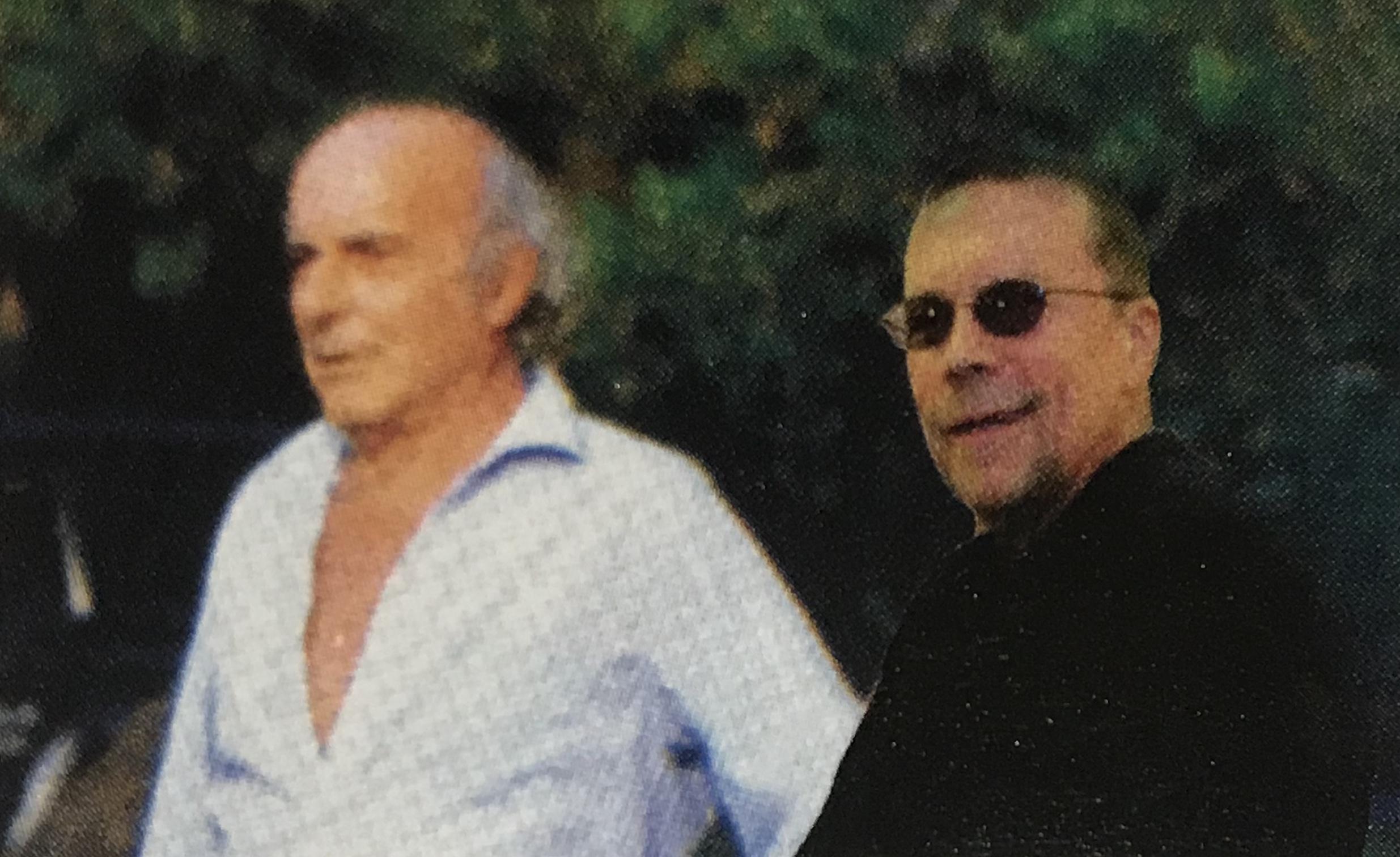 Charles Levier et Marcel Spilliaert